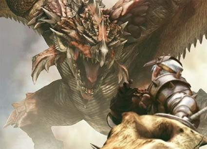 I got my hands on the demo of Monster Hunter Tri for the Wii and posted ...