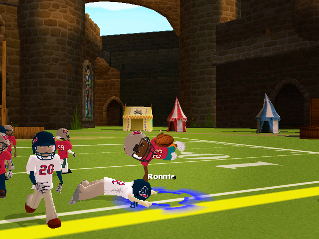 Backyard Football ?10 Review  Nintendo Okie