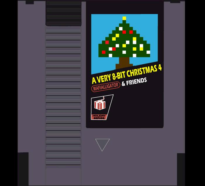 A Very 8-bit Christmas 4 Now Available – Nintendo Okie