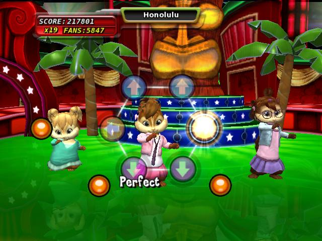 Alvin and the Chipmunks: The Squeakquel (Wii) Review