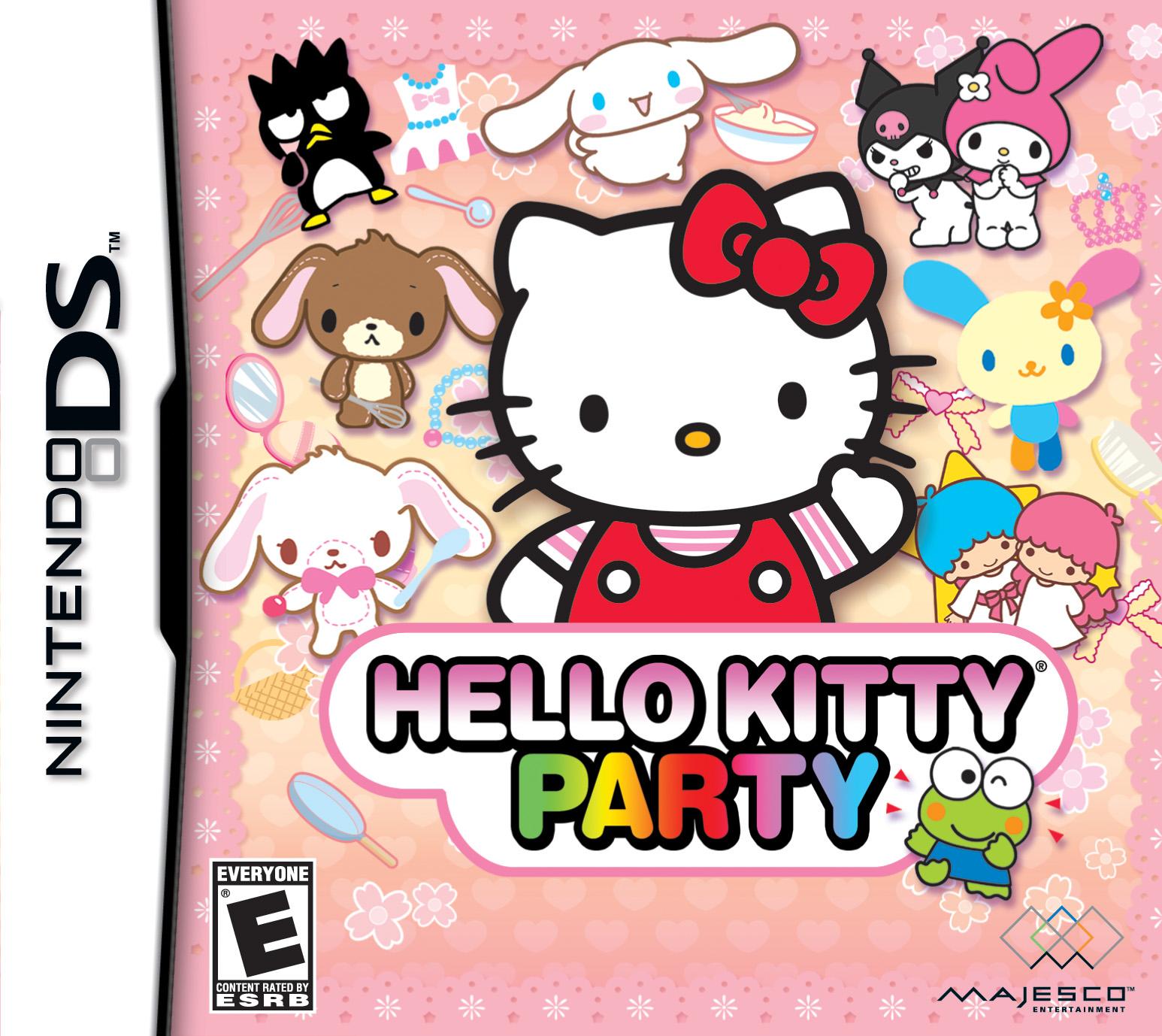 Hello kitty party review nintendo okie - Hello kitty hello ...