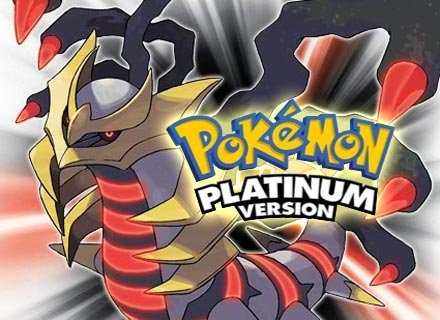 pokemon on pokemon platinum