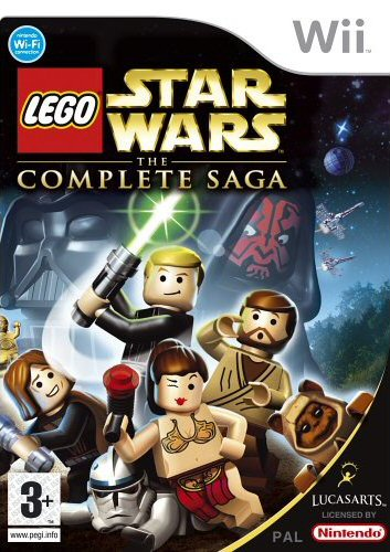 lego star wars 3 wii. The Lego Series
