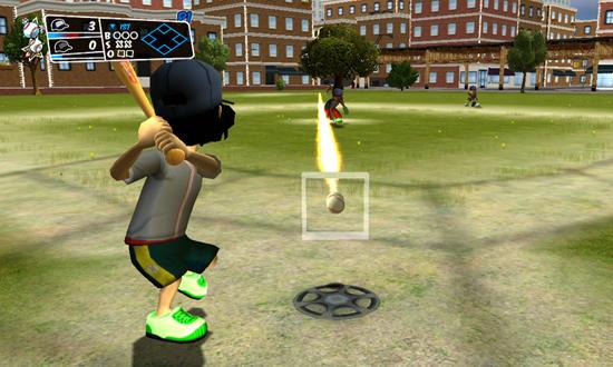 Backyard Sports: Sandlot Sluggers Review   Nintendo Okie