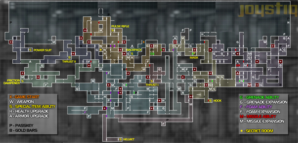 am2r map