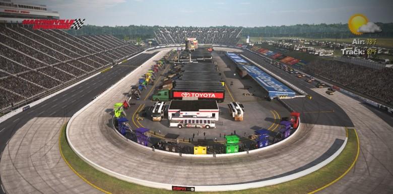 Activision and Eutechnyx Announce NASCAR The Game 2011 ...