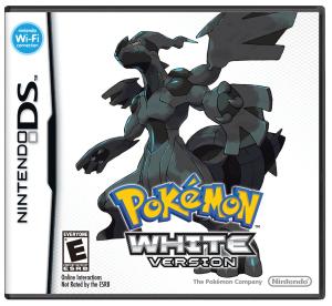 Pokémon White