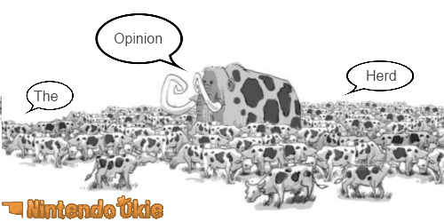 The Opinion Herd Logo