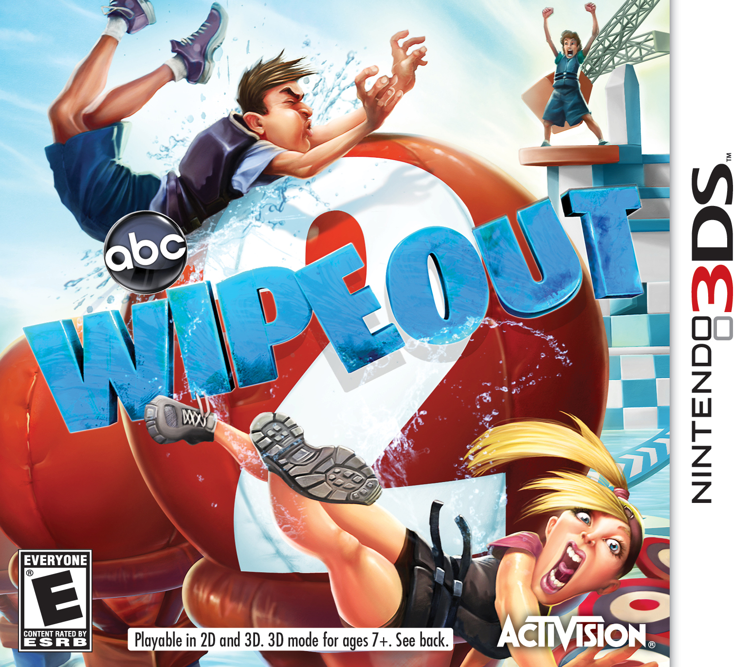 Xbox 360 Wipeout 3 Review Wipeout Ds Boxart