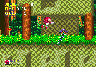 Sonic And Knuckles 3