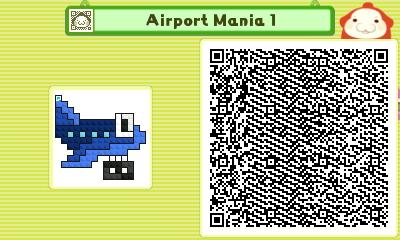 Pushmo Levels Airport-pushmo