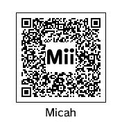 Micah Mii QR