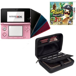 169 Nintendo 3DS Value Bundle includes: