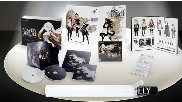 Bravely Default bravely receives a February 7 release date ...