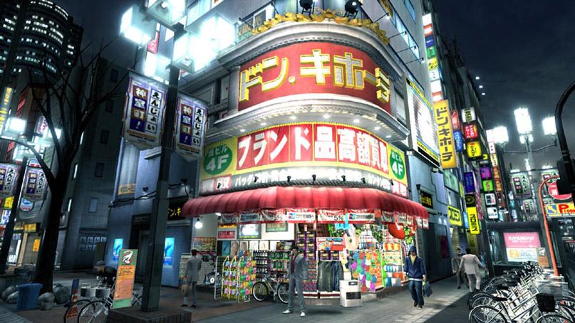 yakuza 3 review ps3 nintendo okie