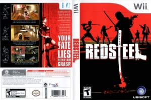 Red Steel (USA)