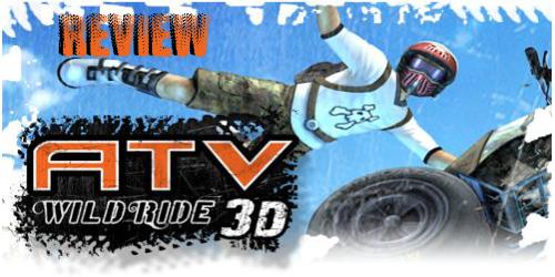 ATV Wild Ride Review Logo