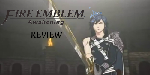 Fire Emblem Review Logo