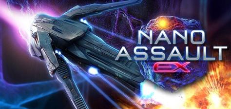 Nano Assault EX Title 2