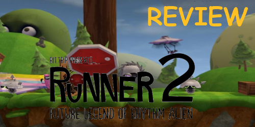 Runner 2 Review Logo