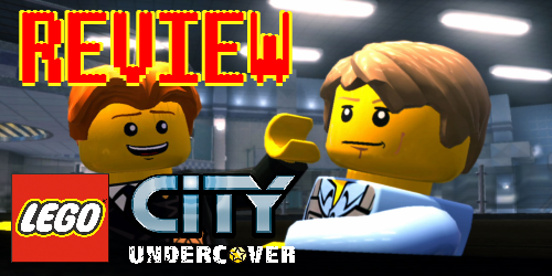 Lego City Review Logo