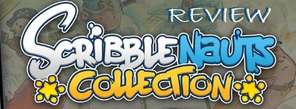 Scribblenauts Collection Review Logo