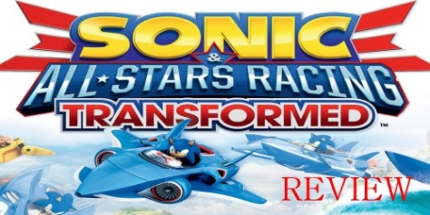 Sonic and All Stars Logo