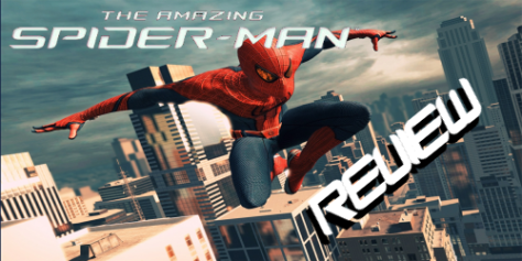 The Amazing Spider Man Review Logo
