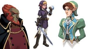 Zelda New Style
