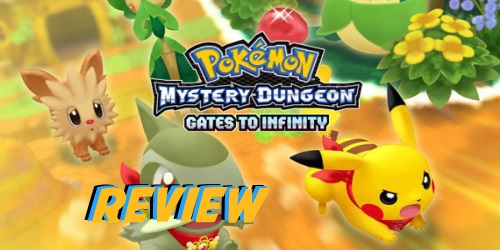 Mystery Dungeon Review Logo