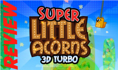 Super Little Acorns Review Logo