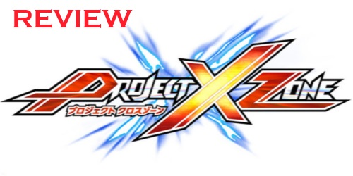 Project X Zone Logo
