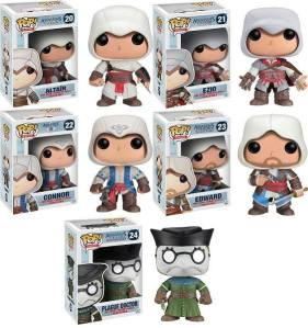 funko Assassins