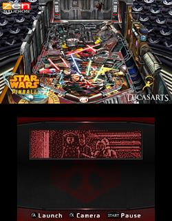 Star Wars Pinball 3DS The Clone Wars