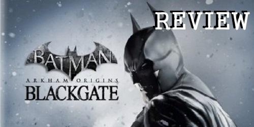 Arkham Blackgate Logo