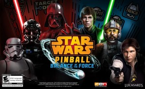 Star Wars Pinball Balance of the Force