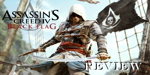 Assassins Creed IV Review Logo