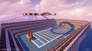 Disney Infinity Football Field