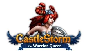 Castlestorm Warrior Queen Logo