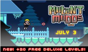 Mutant Mudds Update