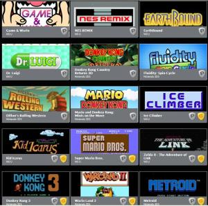 Club Nintendo Platinum Awards