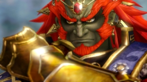 Hyrule Warriors Ganondorf Closeup