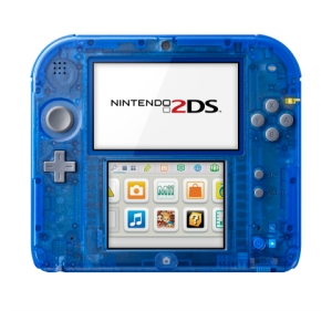 Crystal Blue 3DS