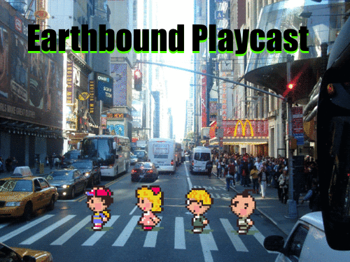 earthbound Playcast