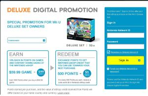 Digital Deluxe Promotion