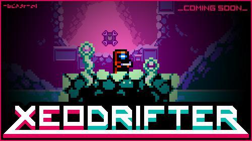 Xeodrifter Logo
