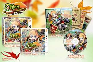 Etrian Mystery Dungeon Collector Edition