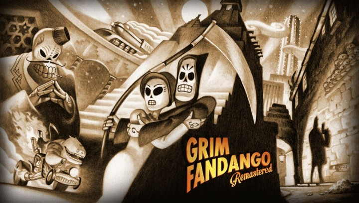 Grim Fandango 1