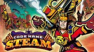 Codename Steam Logo