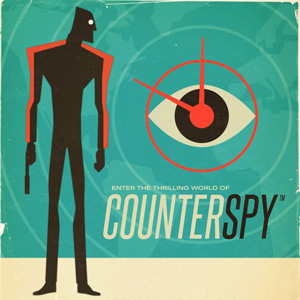 Counterspy Logo